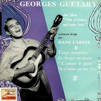 "Vintage French Song Nº 90 - EPs Collectors, ""On N'aime Qu'une Fois"" — Georges Guétary"