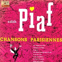 "Vintage French Song Nº 83 - EPs Collectors, ""Chansons Parisiennes"" — Edith Piaf"