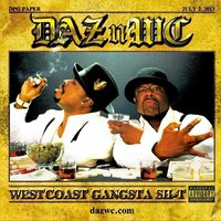 West Coast Gangsta Sh*t — WC, Daz Dillinger