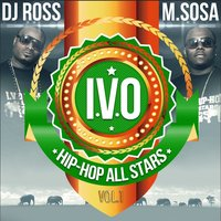 Ivo Hip Hop All Stars, Vol. 1 — Dj Ross, M. Sosa, DJ Ross, M. Sosa