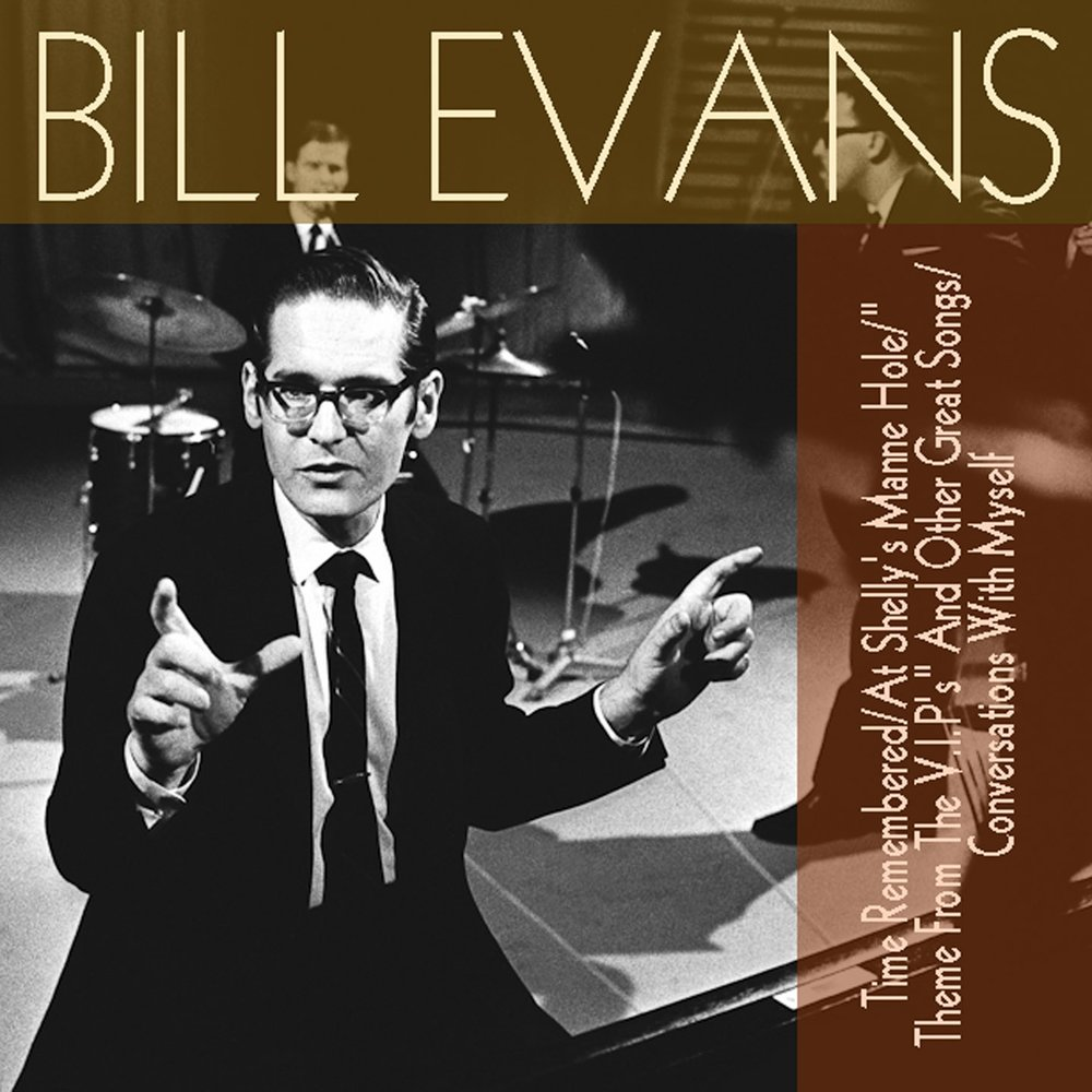 Bill Evans: Time Remembered / At Shelly's Manne Hole