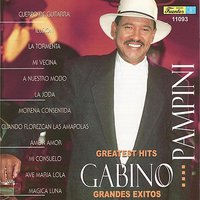 Greatest Hits Gabino Pampini Grande Exitos — сборник