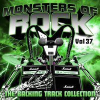 Monsters of Rock - The Backing Track Collection, Volume 37 — Monsters of Rock