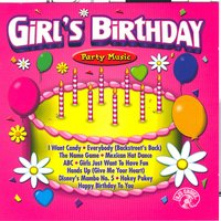 Girl's Birthday Party Music — The Hit Crew