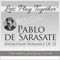 Pablo de Sarasate: Andalusian Romance, Op. 22 — Пабло де Сарасате, Arnold Dabrowski