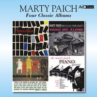 Four Classic Albums (Tenors West / Take Me Along / The Picasso of Big Band Jazz / Lush, Latin and Cool) — Marty Paich