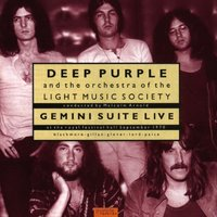 Gemini Suite Live — Deep Purple