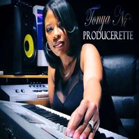 Tonya Ni' the Producerette On the Set — Tonya Ni'
