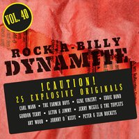 Rock-A-Billy Dynamite, Vol. 40 — сборник