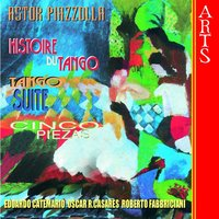 Piazolla: Complete Works With Guitar — Астор Пьяццолла, Edoardo Catemario, Roberto Fabbriciani, Oscar Roberto Casares