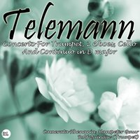 Telemann: Concerto For Trumpet, 2 Oboes, Cello And Continuo in D major — Camerata Rhenania & Hanspeter Gmur