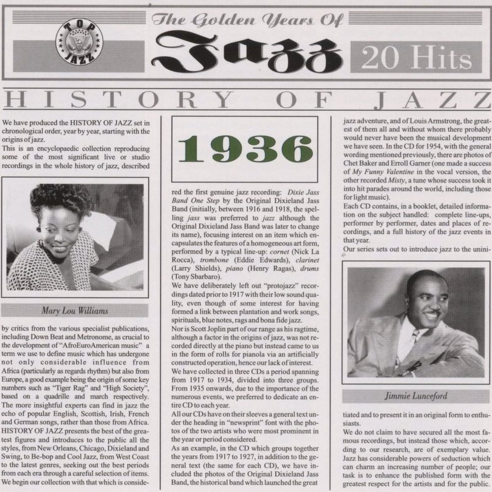 an introduction to the history and the origins of jazz music The origins of jazz essay by len weinstock a history of jazz before 1930 this site contains over 1000 songs from this era in real audio 3 format, as well as hundreds of biographies and discographies of jazz musicians.