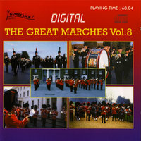 The Great Marches Vol.8 — The Band Of H.M. Royal Marines