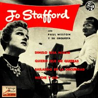 "Vintage Vocal Jazz / Swing Nº 36 - EPs Collectors ""Dancing In The Dark"" — Jo Stafford"