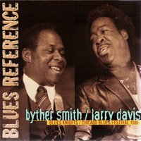 Blues Knights-Chicago Blues Festival 1985 — Byther Smith, Larry Davis