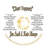 Chart Toppers — Jim Lusk & Kate Sharpe