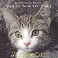 Music For Cats — The Feline Composer's Series