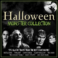 Halloween Monster Collection - 55 Classic Tracks from the Best Scary Movies — L'Orchestra Cinematique, Sacre, Michel Simone, L'Orchestra Cinematique|Michel Simone|Sacre
