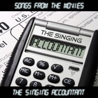 The Singing Accountant - Songs From The Movies — The City Of Prague Philarmonic Orchestra, Keith Ferreira