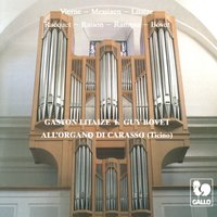Gaston Litaize e Guy Bovet: All'organo di Carasso (Ticino) — Guy Bovet, Gaston Litaize, Louis Vierne, Andre Raison, Guy Bovet & Gaston Litaize, Charles Racquet, Жан-Филипп Рамо, Оливье Мессиан