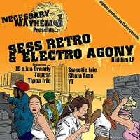 Necesary Mayhem Presents : Sess Retro & Electro Agony — сборник