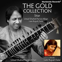 The Gold Collection: Sitar — Ustad Shahid Parvez Khan, Rupali Dalal