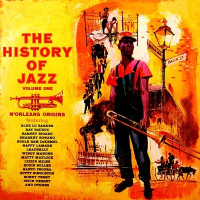 the history of jazz In this lesson we will learn about the jazz age we will identify the central characteristics of this time period, and we will examine key.