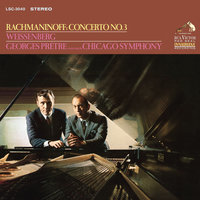 Rachmaninoff: Piano Concerto No. 3 in D Minor, Op. 30 — Alexis Weissenberg