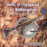 Gems of Thyagaraja on Nadhaswaram — T.E.Palaniswamy