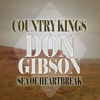 Country Kings - Sea of Heartbreak — Don Gibson