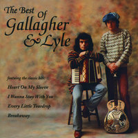 The Best Of Gallagher & Lyle — Gallagher And Lyle