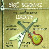 Siggi Schwarz & the Electric Guitar Legends — Geoff Whitehorn, Michael Schenker, Siggi Schwarz, Alex Conti, Frank Diez