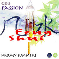 Feng Shui CD 3 - Passion — Harvey Summers