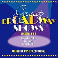 Great Broadway Shows (Vol. 5-6) — сборник