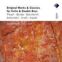Original Works & Classics for Cello & Double Bass — Jörg Baumann