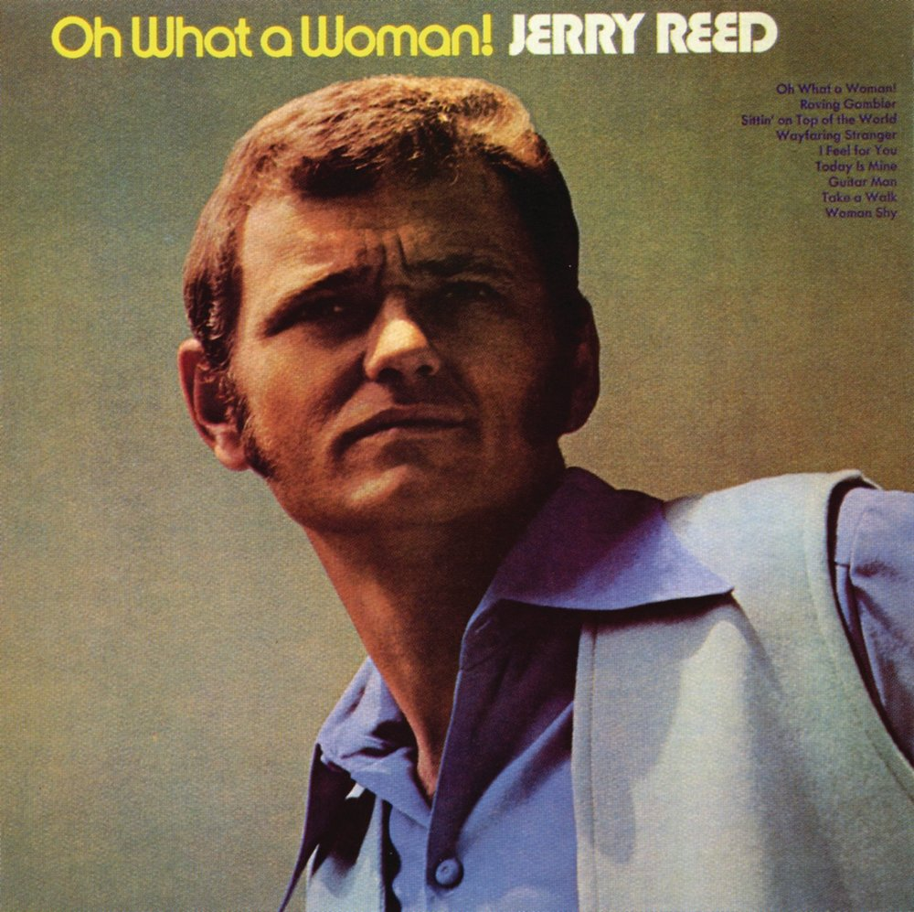 Jerry Reed - Woman Shy / I Feel For You