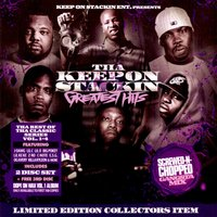 Tha Keep On Stackin Greatest Hits [Screwed] — Lil' C