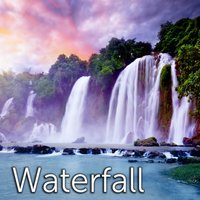 Waterfall Nature Sound — Tmsoft's White Noise Sleep Sounds