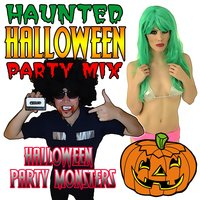 Haunted Halloween Party Mix — Halloween Party Monsters