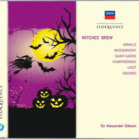 Witches' Brew — Sir Alexander Gibson, The New Symphony Orchestra Of London