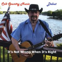 Colt Country Music Debut — JD Colt