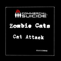 Cat Attack — Zombie Cats