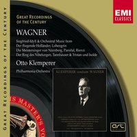 Wagner : Orchestral Music — Otto Klemperer, Richard Wagner
