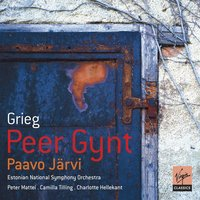 Peer Gynt (incidental music): — Эдвард Григ, Paavo Järvi, Walter Susskind, Tbilisi Symphony Orchestra, Odysseas Dimitriadis