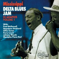 Mississippi Delta Blues Jam In Memphis — сборник