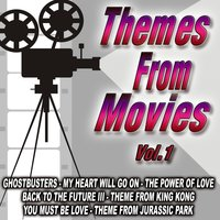 The Best Themes From Movies Vol.1 — The Royal Instrumental Orchestra