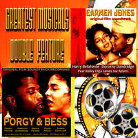 Greatest Musicals Double Feature - Porgy and Bess & Carmen Jones — Sidney Poitier