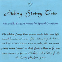 The Aisling String Trio — The Aisling String Trio