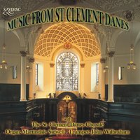 Music from St Clements — Charles Villiers Stanford, John Ireland, Jacob Handl, Eugène Gigout, Johannes Eccard