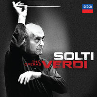 Solti - Verdi - The Operas — Georg Solti